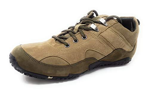 Woodland Men's Khaki Casual Shoes GC 2656117 Khaki - 8 UK/India (42 EU)