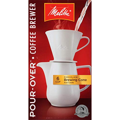 Melitta Pour-Over Coffee Brewer