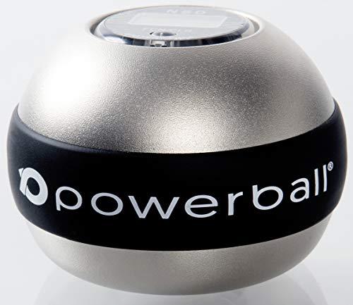 Powerball Autostart Titan Pro Balle d'exercice pour Main - Appareil de Renforcement et Entraînement pour Poignet et Grip pour des Muscles Puissants (Titan Autostart Pro)