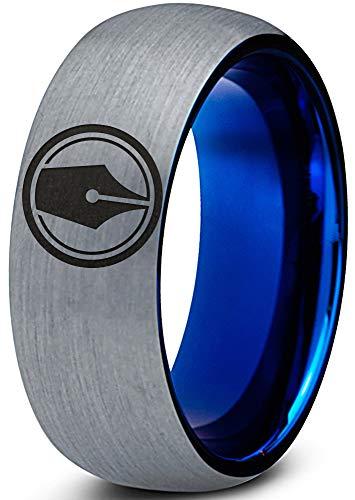 Pluma Estilográfica Para Grabado  marca Zealot Jewelry