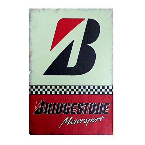 tong99 retro motorolie blikken bord metaal poster auto motorfiets benzine garage winkel huis muur decoratie 20x30 cm