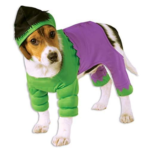 Rubie's IT580069-L - Costume Hulk Dog, XS