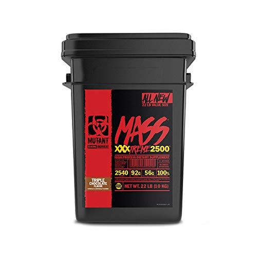 PVL Mutant Mass Xtreme 10kg Protein Pulver Muskel Gainer (Chocolate)