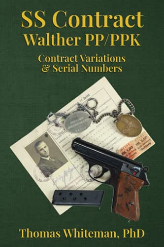 SS Contract Walther PP/PPK: Contract Variations & Serial Numbers