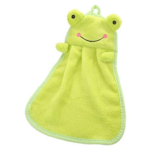 Keuken Doekjes Tafelkleed Handdoek Multifunctionele Schuursponsje Wasbaar Reiniging Handdoek Super Absorberende Schotel Rag Poetsdoeken Voor Thuis green