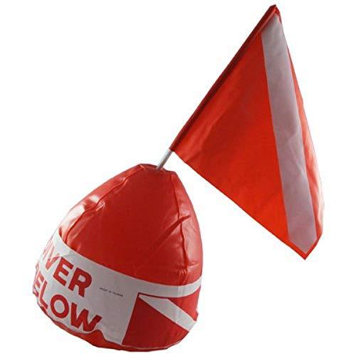 diver down flag float