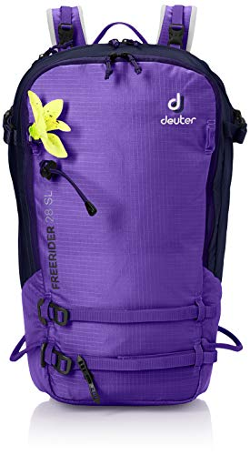 deuter Damen Rucksack Freerider 28 SL 3303221 Violet-Navy One Size