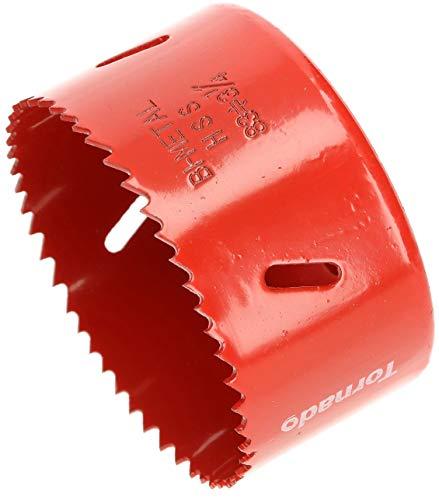 KOTARBAU® Corona perforadora bimetálica HSS 83 mm para metal