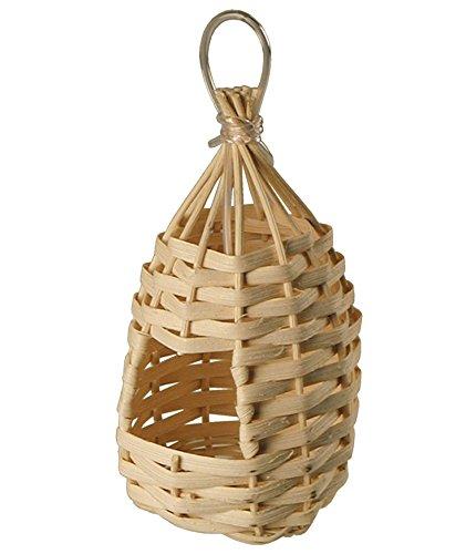 Record Exotische Wicker-nest