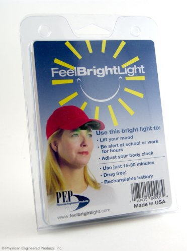 Feel Bright Light SAD Treatment