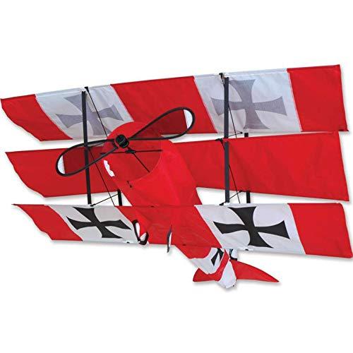 Premier Kites Red Baron Tri-Plane Kite