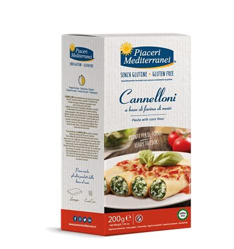 Piaceri Mediterranei Cannelloni Mais - 200 g