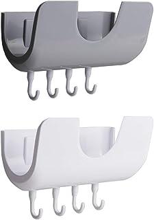 Couvercle Multifonctionnel Porte-Cuillère Pelle Cuillère Couteau Porte-Spatule Planche à Découper Pot Couvercle Couvercle ...