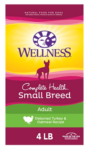 Wellness Complete Health Small Breed