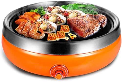 Hot Pot Multi-Herd 30cm Teppanyaki XL Grill / 1800 W orange