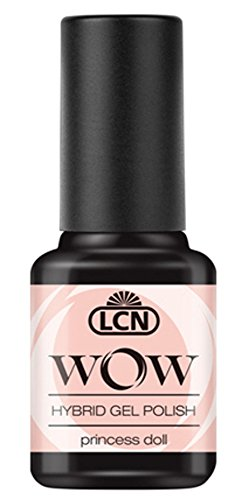 LCN WOW Hybrid Gel Polish - WOW 14 princess doll
