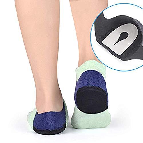Orthopädische Einlegesohle - Gel Heel Cup, Hilft Gegen Fersenschmerzen Aufgrund Von Plantar Fersenspor | Einlegesohle Für Arbeitsschuhe Und Sport,41~45