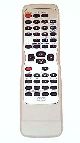 EMERSON NA202 DVD/VCR Combo Player Remote for SSD800, EWD2202, EWD2003, ewd2203, EWD2203M, EWD2004 with duracell batteries