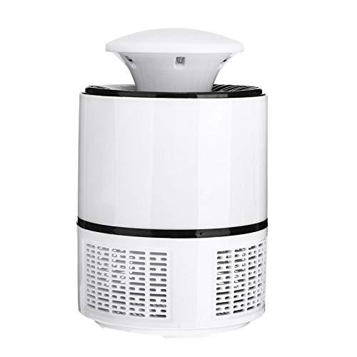 KAIXIN Insecto eléctrico Trampa Luz Bug Zapper Fotocatalisis Mute Inicio LED LED...