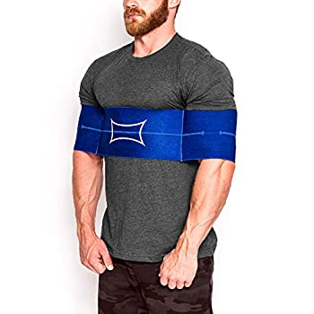 Sling Shot Mark Bell s Reactive Assistance Bands for Exercise Performance and Assistance Level 2 Tension - XL