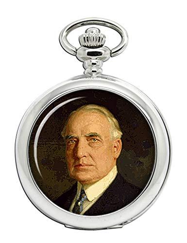 Präsident Warren Harding Full Hunter Taschenuhr