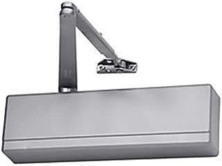 Sargent 351 Series Sprayed Aluminum Enamel Heavy Duty Adjustable Through Bolt Door Closer with Universal Arm, 1-1/2