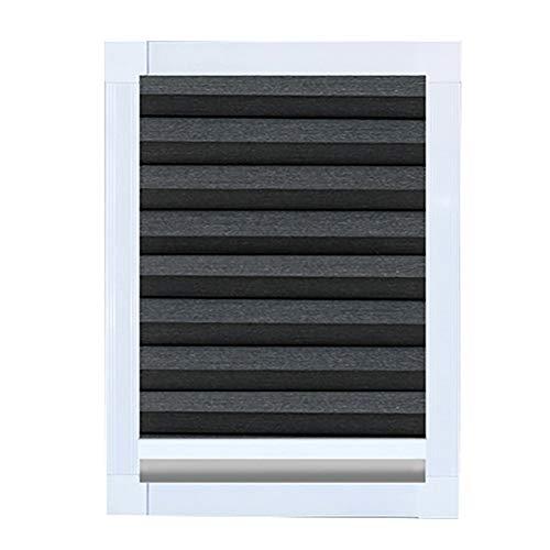 Rollos YXX Honeycomb Shades Window Fabric Oberlichter Jalousien, 95% Verdunkelung, 50 cm / 60 cm / 80 cm / 90 cm / 100 cm / 120 cm / 130 cm / 140 cm breit (Size : 100cmx120cm)