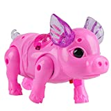 Jeash Walking Singing Musical Light Pig with Leash Interactive Kid Toys Electric...