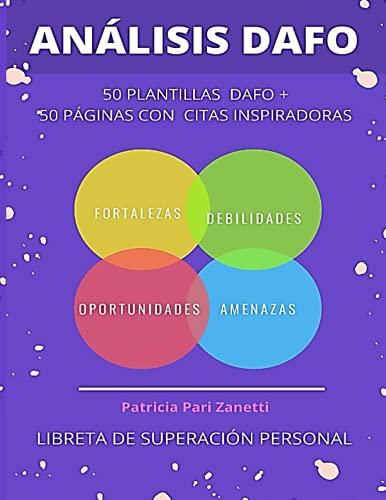 Análisis DAFO: 50 plantillas DAFO + 50 Páginas con citas