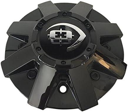Vision Wheels C420GB Black Wholesale Center Ranking TOP12 Cap Wheel