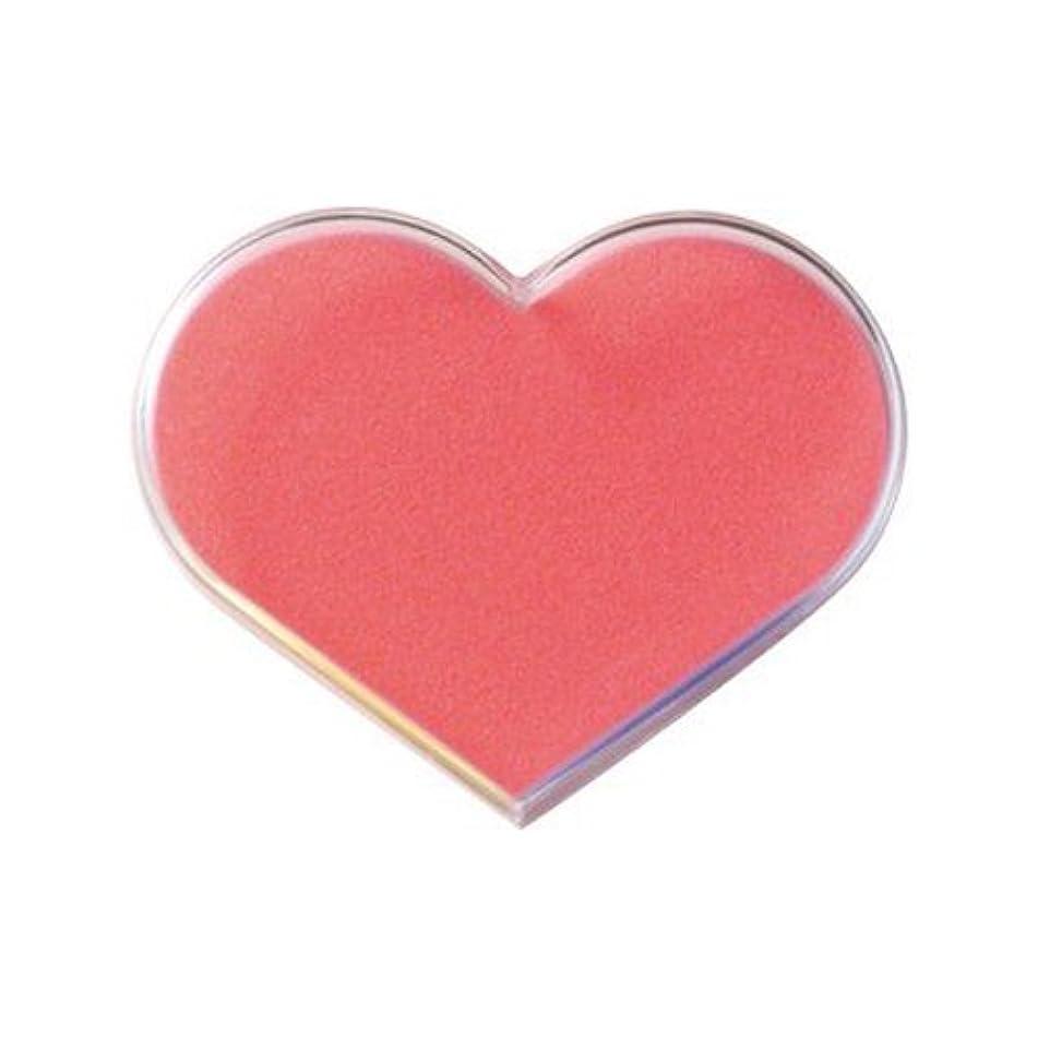 ストライクマオリ普通のPOSH ART ハートチップケース ピンク