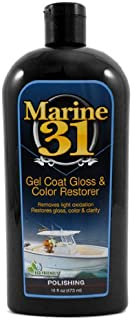 Marine 31 Gel Coat Gloss & Color Restorer