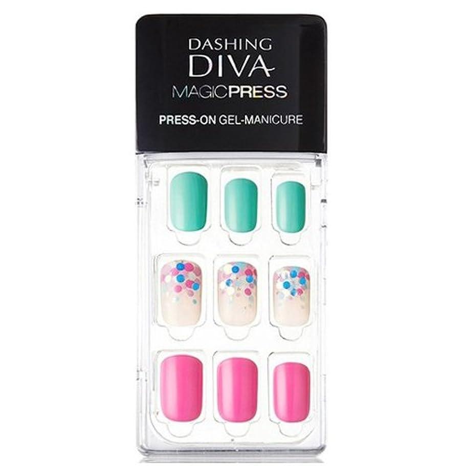 成果アクセスできないマーティフィールディングMDR113:ネイルチップ【ダッシングディバマジックプレス】DASHING DIVA MAGICPRESS PRESS-ON GEL-MANICURE 1BOX(30TIPS)-DURY+
