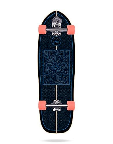YOW Snappers Surfskate Unisex Erwachsene, Marineblau
