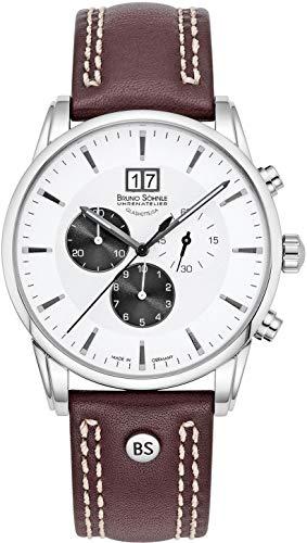 Bruno Söhnle Glashütte 17-13054-247 Atrium Chronograph