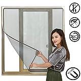 HeiGui Schermo Magnetico, Anti-Zanzara E dello Schermo A Prova di Polvere, Rete Anti-Zanzara, Facile da Installare Senza Attrezzi,60 * 140