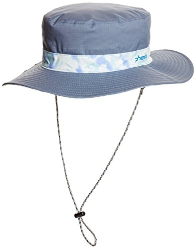 phenix WATER FLOWER RAIN HAT アイスグレイ