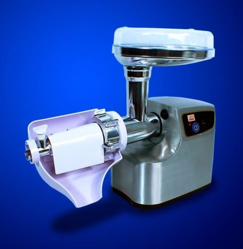mtn gearsmith meat grinders New 3000W Deluxe Stainless Steel Electric Meat Grinder Sausage Stuffer MT199