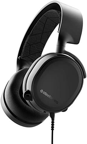 SteelSeries Arctis 3 Console Stereo Wired Gaming Headset for PlayStation 4 Xbox One Nintendo product image