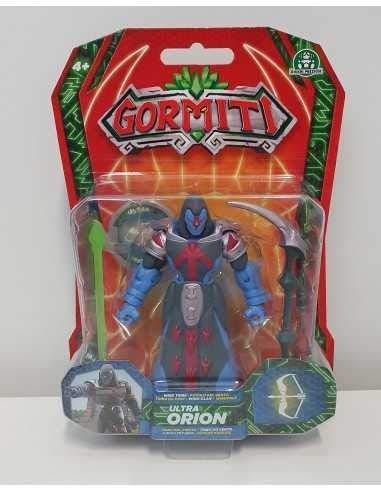 Giochi Preziosi GORMITI - Figura Ultra Orion Serie 8