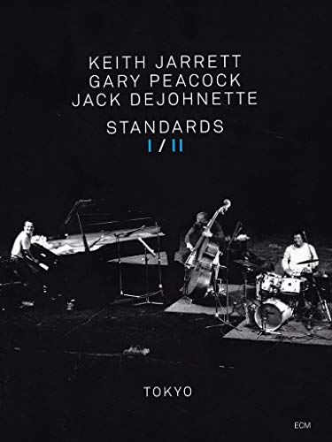 Keith Jarrett: Standards 1/2 - Tokyo by Jack DeJohnette
