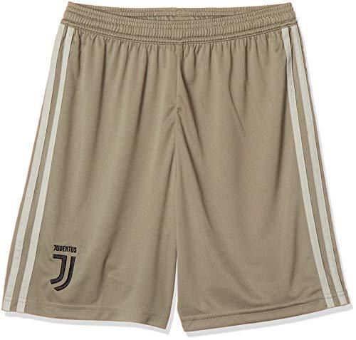 adidas Kinder Fußball Juventus Turin Away Hose 2018 2019 Auswärtsshorts braun Gr 176