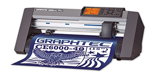 Graphtec CE6000 Plus Cutter/Grey