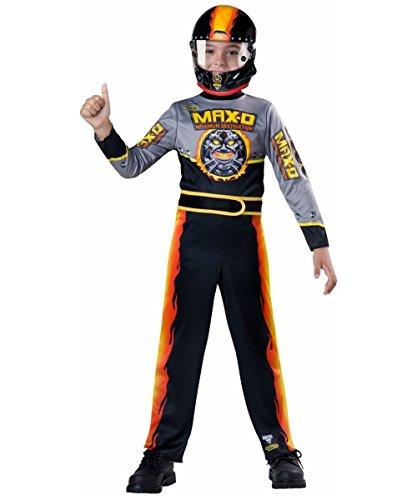 Monster Jam Racer Costume