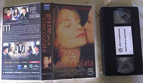 GRAZIE PER LA CIOCCOLATA - ELLE U - MULTIMEDIA - VHS