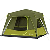 Outdoor Products 4-Person 1-Room Instant Cabin Tent