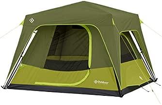 Outdoor Products 4 Person / 6 Person / 8 Person / 10 Person Instant Cabin Tent (4 Person)
