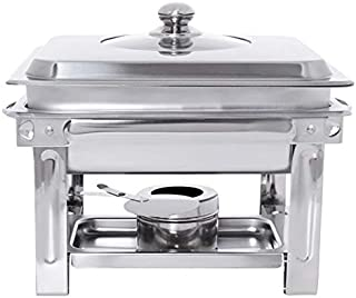 Chef Inox Stainless Steel 4L Chafing Dish EM-09