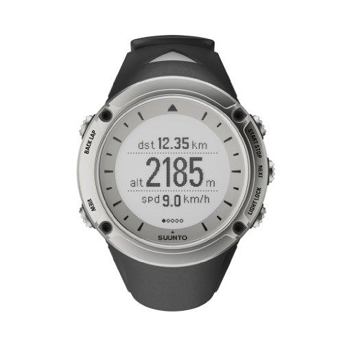 SUUNTO GPS Sportuhr Ambit 1 Silver
