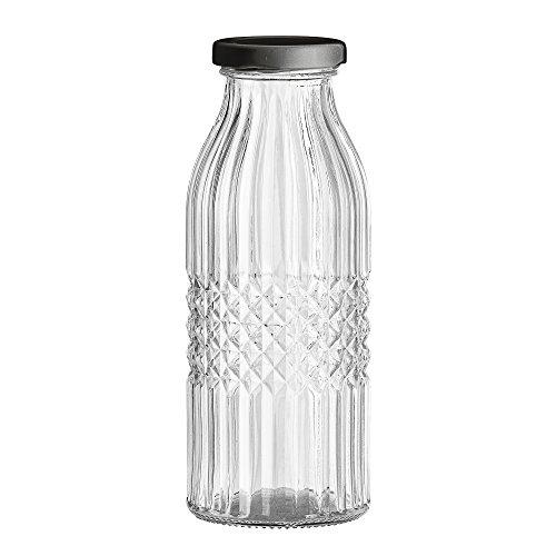 Bloomingville Flasche, klar